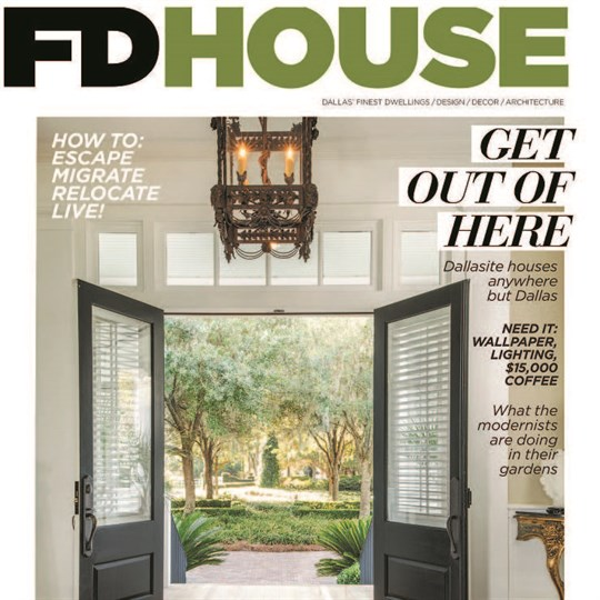 FD House 2015 Cover