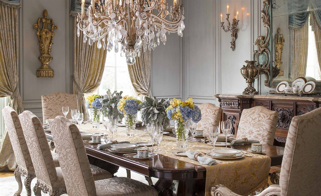 Great Room Type : Dining Rooms